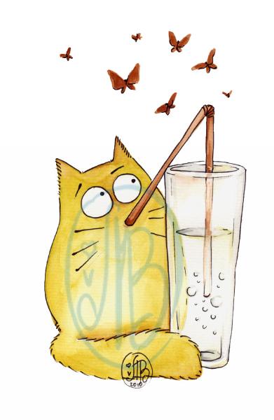 POOKIE - bubble-cat