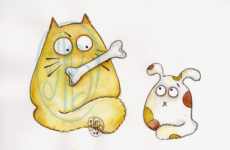 POOKIE - cat-titude