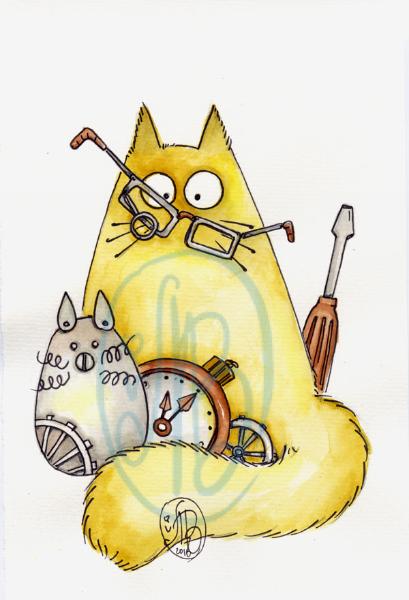 POOKIE - tic-tac-kit-cat