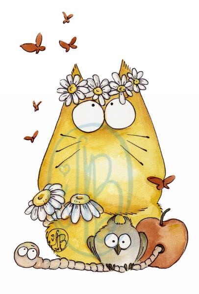 POOKIE - upsy-daisy
