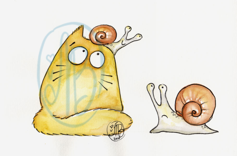 POOKIE - youve-got-snail