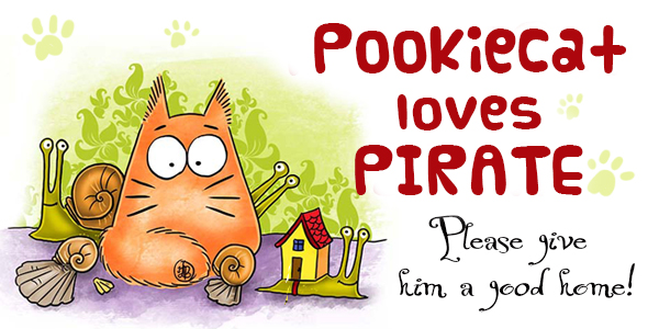 Pookiecat loves pirate